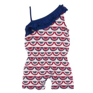 Girls Infant Romper Preemie-18-24