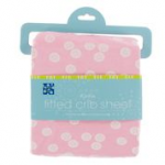 Crib Sheet Lotus Sand Dollar