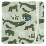 kk Swaddle Aloe Endangered Animals