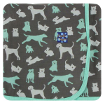 KK Swaddle Stone Domestic Animals