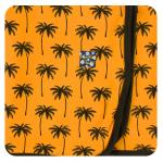 Swaddle Apricot Palm Trees